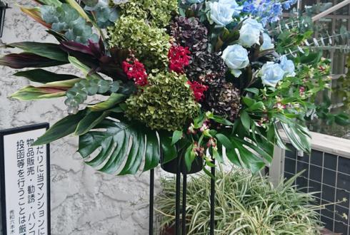 Harriet TOKYO様のリニューアルオープン祝いスタンド花 @六本木