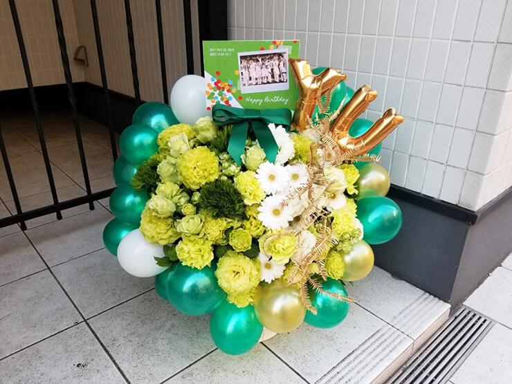 PROUDIeS 佐藤佑様のライブ公演祝い花 @吉祥寺CLUB SEATA