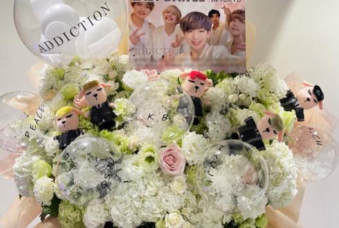ADDICTION様ライブ公演祝いフラスタ @白金高輪SELENE b2