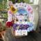 剣持刀也様 葛葉様 叶様の #にじFes2021 &前夜祭出演祝い花 文化祭アレンジ @東京ビッグサイト
