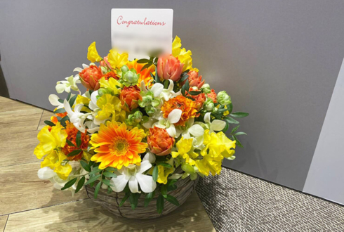 REPORT_SHOP様の開店祝い花 @新宿ルミネエスト