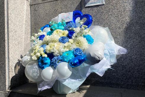 ZOMBIE 奏多様のBDイベント開催祝い花 @SHIBUYA REX