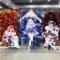 リゼ・ヘルエスタ様・戌亥とこ様・アンジュ・カトリーナ様の #にじFes2021 #SitR東京リベンジ 出演祝いフラスタ @東京ビッグサイト