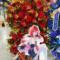アンジュ・カトリーナ様の #にじFes2021 #SitR東京リベンジ 出演祝いフラスタ @東京ビッグサイト