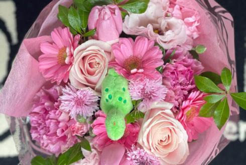 Lam様の1周年イベント開催祝い花束 @Burlesque TOKYO
