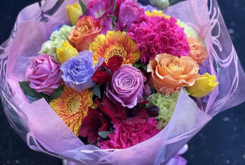 かみやど 萩田ここ様の生誕祭祝い花束 @HEAVEN'S ROCKさいたま新都心VJ-3