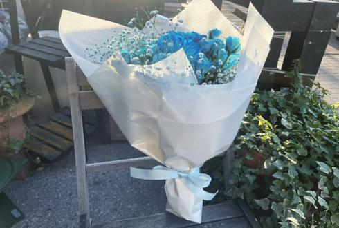 代々木女子音楽院 佐々木美桜様の生誕祭祝い花束 @MAG's PARK (MAGNET by SHIBUYA109屋上)