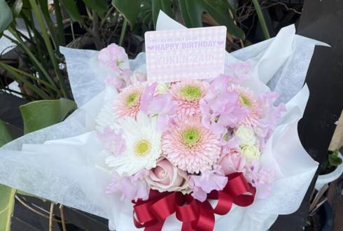 二戸優生様の生誕祭祝い花 @SHIBUYA REX【ご来店受け取り】