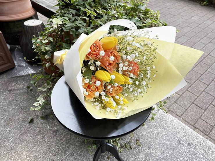 二戸優生様の生誕祭祝い花束 @SHIBUYA REX【ご来店受け取り】