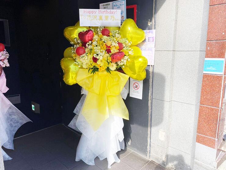 alma 花沢真里乃様のライブ公演祝いフラスタ @新宿MARZ