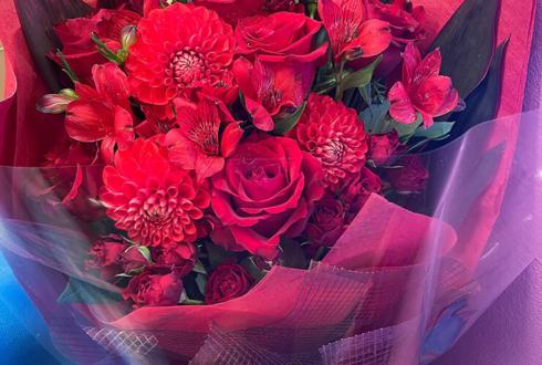 さくらりな様の生誕祭祝い花束 @あいどるかふぇ 2ねん8くみ 千葉校