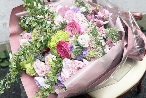 誕生日祝い花束 @東京ベイコート倶楽部