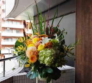めろん畑a go go 中村ソゼ様の生誕祭祝いスタンド花 @新宿LOFT