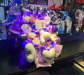 冬峰様のライブ #もだーと44 出演祝い花 @池袋Live inn ROSA