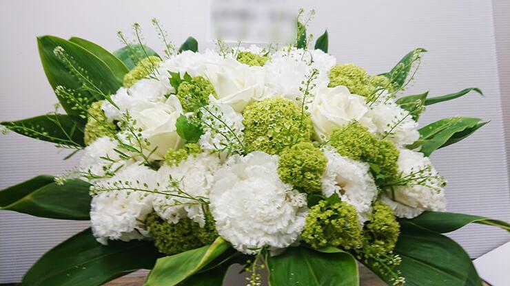 結婚祝い花 @クラシカ表参道