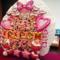 イリポン先生のライブ公演祝い3基連結フラスタ @新宿文化センター