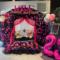 うぃる様の生誕祭祝い連結アーチ @横浜1000CLUB