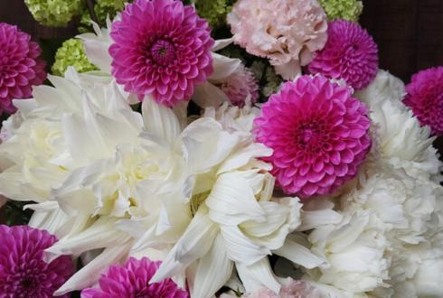 TORIUSAGI-酉兎-様の開店祝い花 @西麻布