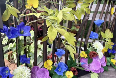 【 #ヲモヒヲカタチニプラス 】ご自宅での推し事に 小西克幸様のコニシ記念日祝い花