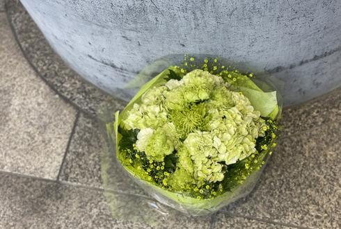 イケてるハーツ 愛瀬りさこ様の卒業ライブ公演祝い花束 @SHIBUYA REX