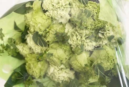 白星☆ウィクトーリア 朝日奈藍様のライブ&ファンミ開催祝い花束 @秋葉原シンフォニア