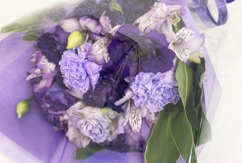 白星☆ウィクトーリア 高橋莉江様のライブ&ファンミ開催祝い花束 @秋葉原シンフォニア