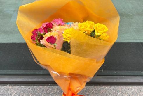 #メルティハニー 日向葉月様のライブ公演祝い花束 @aube shibuya