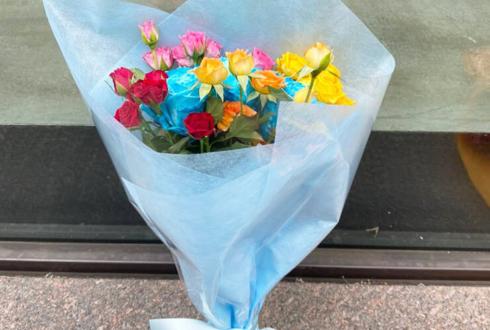 #メルティハニー さえち様のライブ公演祝い花束 @aube shibuya