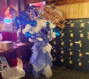 ほーむたいがー 五十嵐歩夢様 日向端優衣様の生誕祭祝いフラスタ @渋谷チェルシーホテル