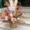 牛ホルモンと鮮魚 牛富屋 代々木八幡店様の開店祝い花 @渋谷区富ヶ谷