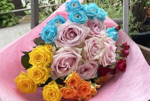 #メルティハニー たなかさん。のライブ公演祝い花束 @aube shibuya