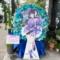 【 #ヲモヒヲカタチニプラス 】富士葵様の生誕&2ndライブ開催祝いフラスタ @ZeppTokyo 【花屋店頭展示】