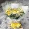 #メルティハニー 兎見りこ様の生誕祭祝い花束 @aube shibuya