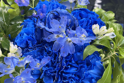 NAP タッキー&綾華様 滝本綾華様の生誕祭祝い花束 @目黒鹿鳴館
