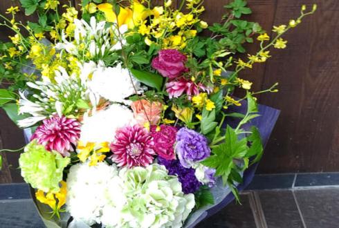 伊藤忠ケミカルフロンティア様の退職祝い花束 @北青山