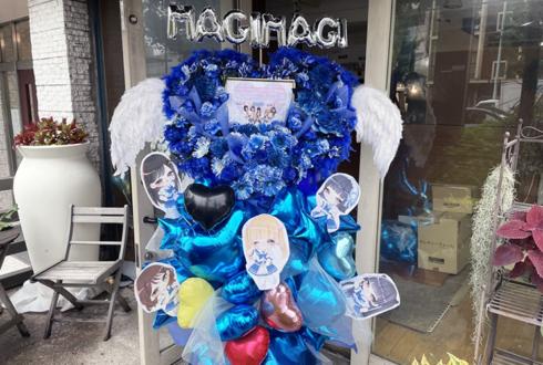 MagicalMagic様の無料ワンマンライブ公演祝いフラスタ @四谷Honey Burst