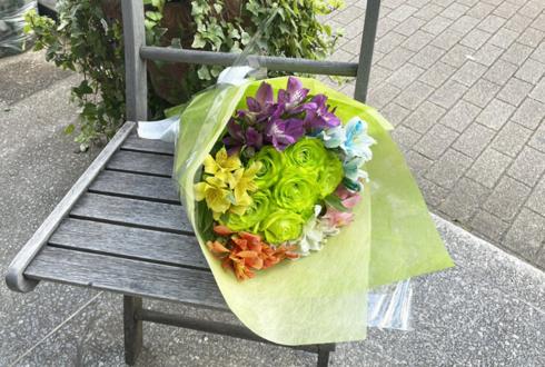 #ワールドカオス ひなみゅん(陽菜みみな)様のライブ公演祝い花束 @aube shibuya
