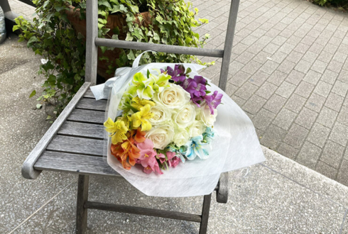 #ワールドカオス たなか(たなかさん。)様のライブ公演祝い花束 @aube shibuya
