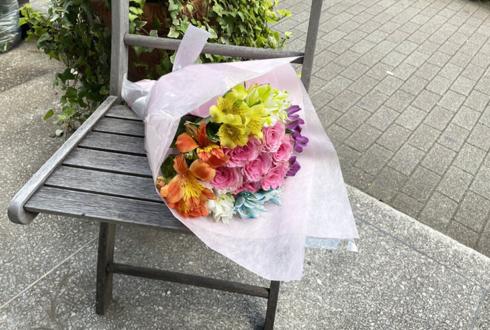 #ワールドカオス 黒崎せな様のライブ公演祝い花束 @aube shibuya