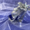 【 #ヲモヒヲカタチニプラス 】ご自宅での推し事に 三浦春馬様の一周忌に偲ぶ花 プリザーブドフラワーガラスのハイヒールアレンジ