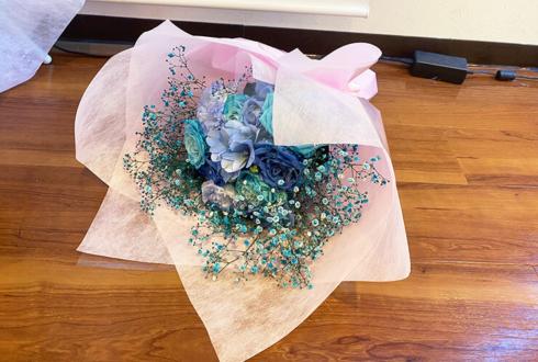 ミニチュー 一ノ瀬さぎり様の生誕祭祝い花束 @新宿ZEAL THEATER