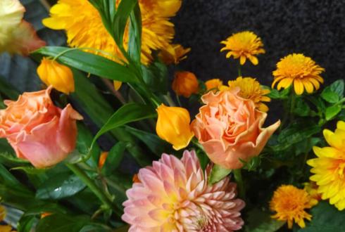株式会社ジェイホールディングス様の移転祝い花 @麻布十番