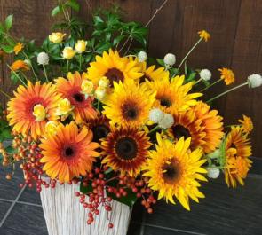 パーソナルジム H-BASE 三軒茶屋店様の開店祝い花