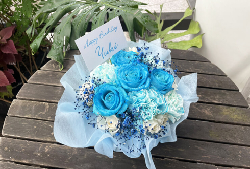 Yuki様の誕生日祝い花 【ご来店受け取り】