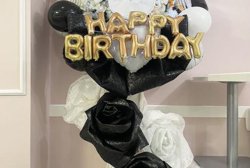 うまる様の生誕祭&店長就任祝いフラスタ @池袋コンカフェ AIR RABBIT