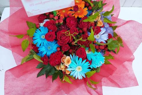 ご友人4人からの結婚祝い花 @横浜 ホテルニューグランド