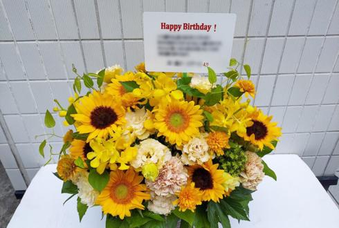 お母様の誕生日祝い花 @石川県金沢市