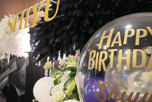 BUDraphix 音羽しゆ様の生誕祭祝い連結フラスタ @伏見JAMMIN'