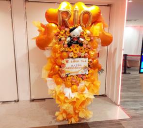 ラブアグレッション 七瀬りお様の生誕祭祝いフラスタ @新宿アルタKeyStudio