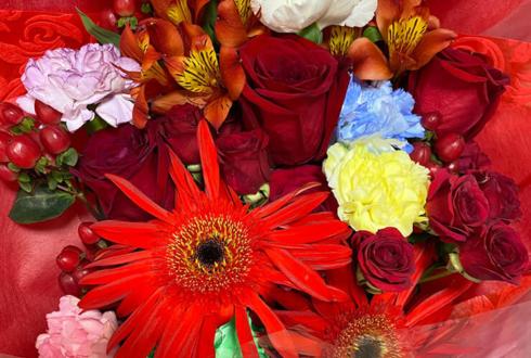 アルテミスの翼 アテナ・シオリ様の生誕祭祝い花束 @Zirco Tokyo